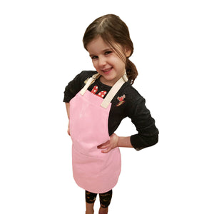 Little Tog Apron-Cotton Candy-CHEFtog