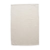Cotton Linen Tea Towel in Blush