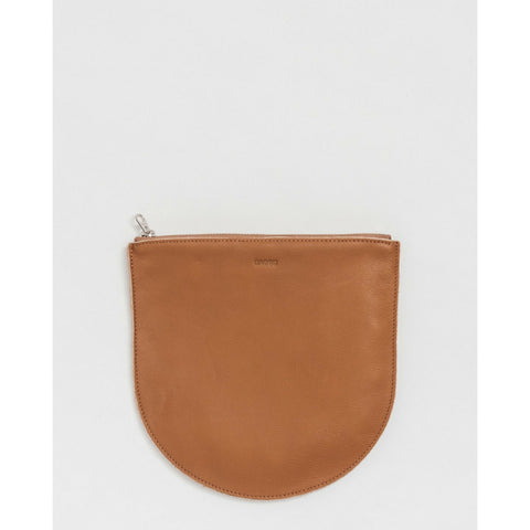 | PRE-ORDER | Large U Pouch - Saddle