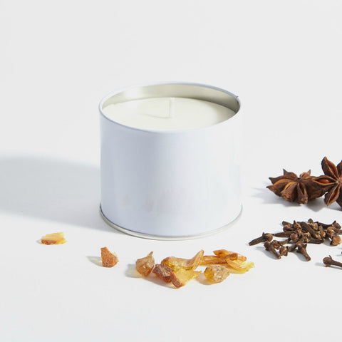 Amber + Clove Soy Candle