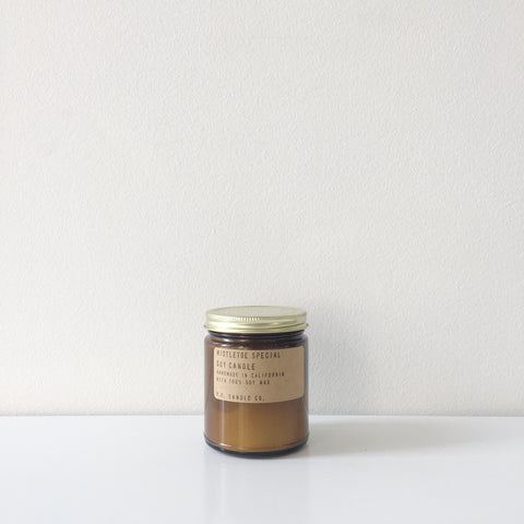 Mistletoe Special Soy Candle