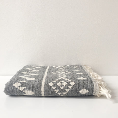 Oteki Kilim Maxi Towel / Throw