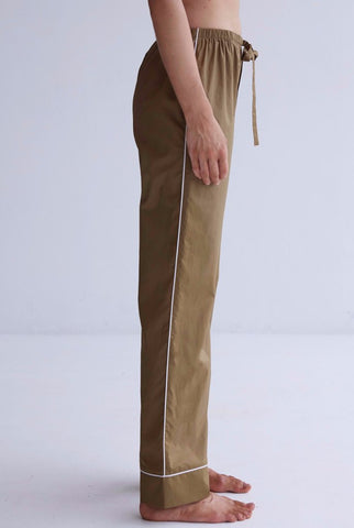 Kate Pyjama Pants in Khaki