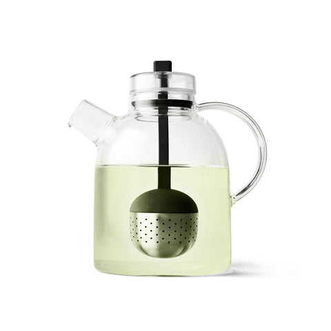 Glass Kettle Teapot