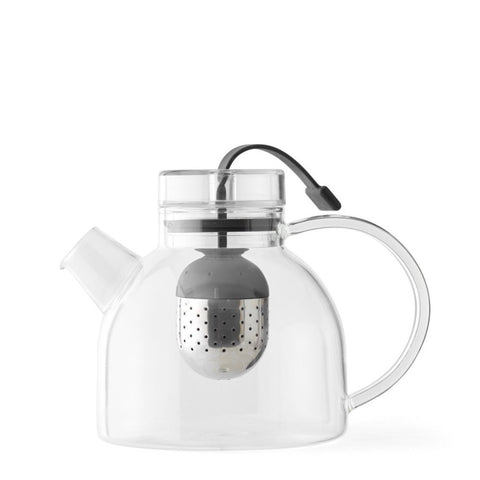 | PRE-ORDER | Menu Mini Glass Kettle Teapot