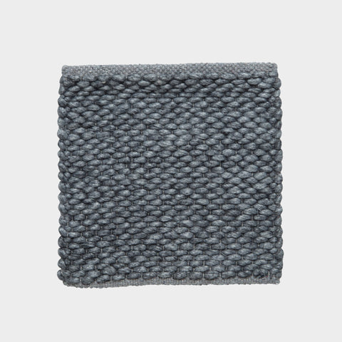 Woodford Weave Rug in Charcoal