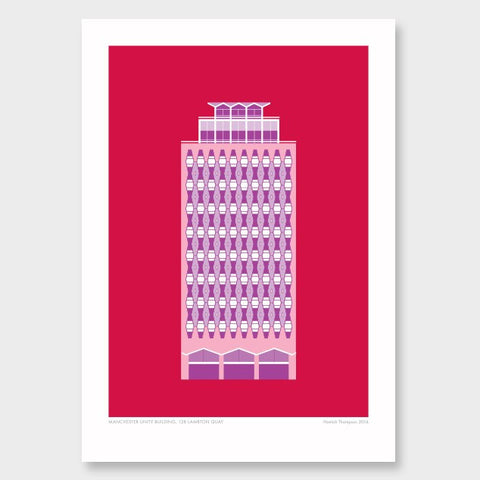 Architectural Print - Manchester Unity Building