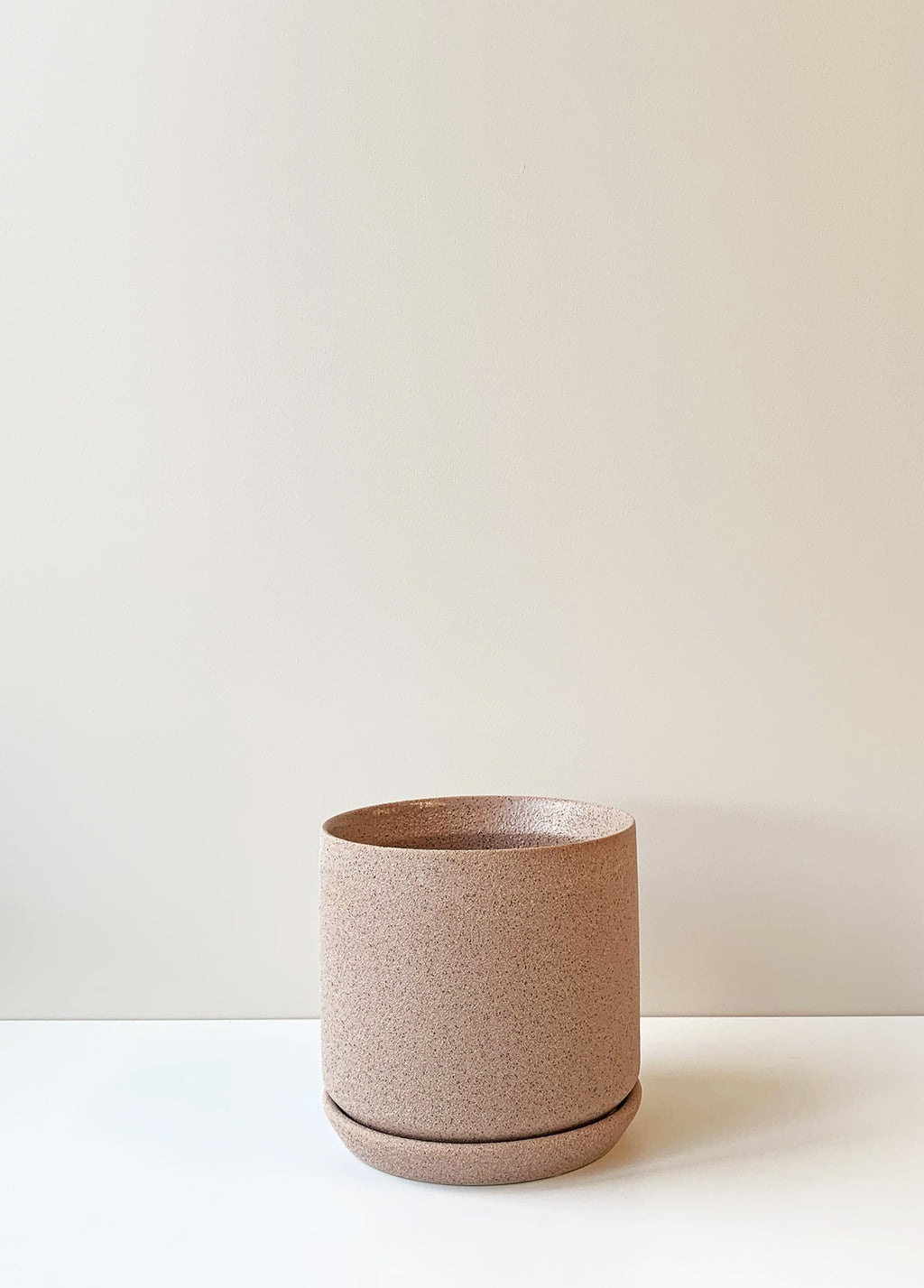 Helsinki Planter Medium - Dusty Rose