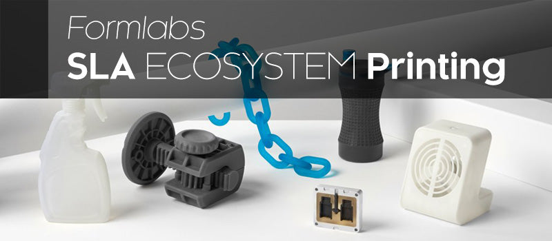 Formlabs Complete SLA Printing Solution