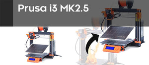 Prusa i3 MK2 to MK2.5 Vouchers Update
