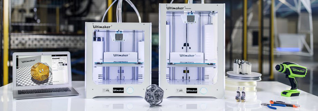 Ultimaker 3 Product Spotlight