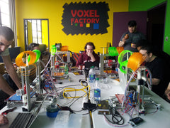 Prusa Mendel I3 3D printer Workshop