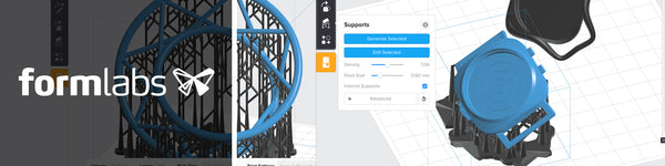 Formlabs PreForm software banner