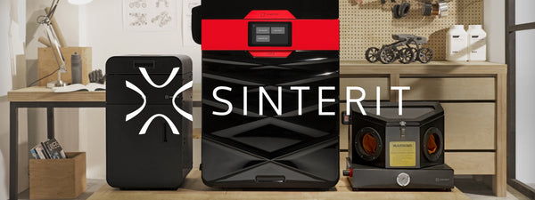 Sinterit Lisa PRO complete SLS solution banner