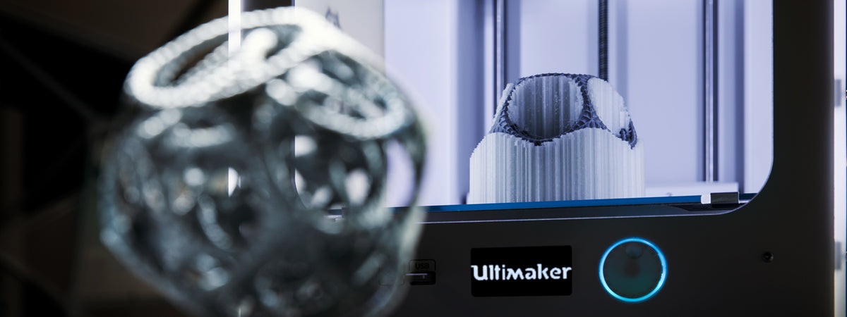 3D printing service with Ultimaker at Voxel Factory