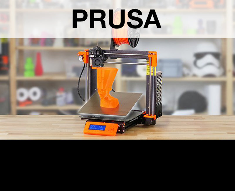 PRUSA @ VOXEL FACTORY
