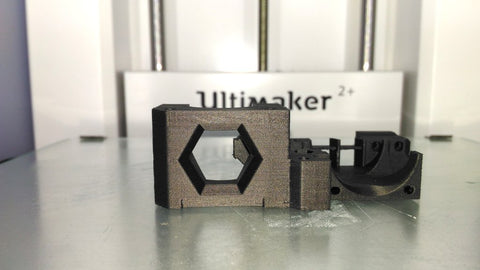 Olsson Ruby on Ultimaker 2+ Carbon Fiber Fibre print