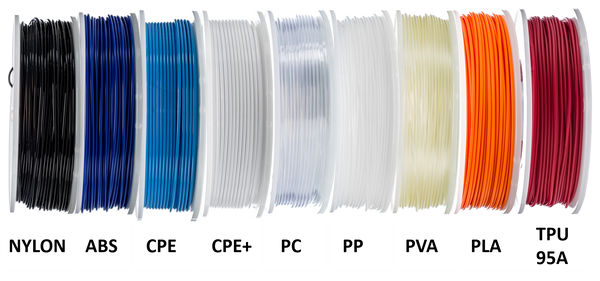 Picture of Ultimaker filaments for 3D printers at Voxel Factory