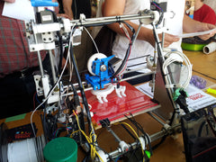 Build your own 3D printer WORKSHOP!