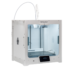 Picture of Ultimaker S5 with door enclosure Canada at Voxel Factory