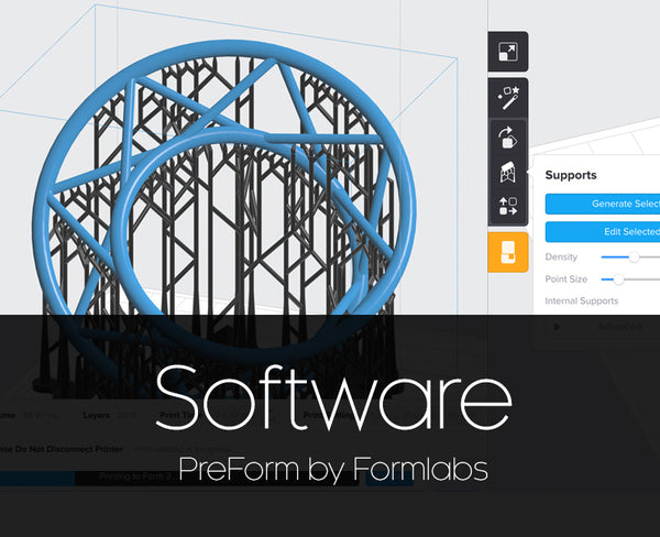 Formlabs PreForm software thumbnail