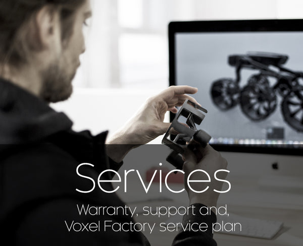 Sinterit service and support at Voxel Factory thumbnails