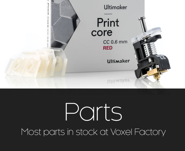 Ultimaker Add-Ons & Spare Parts thumbnail