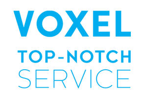 Voxel top-notch service