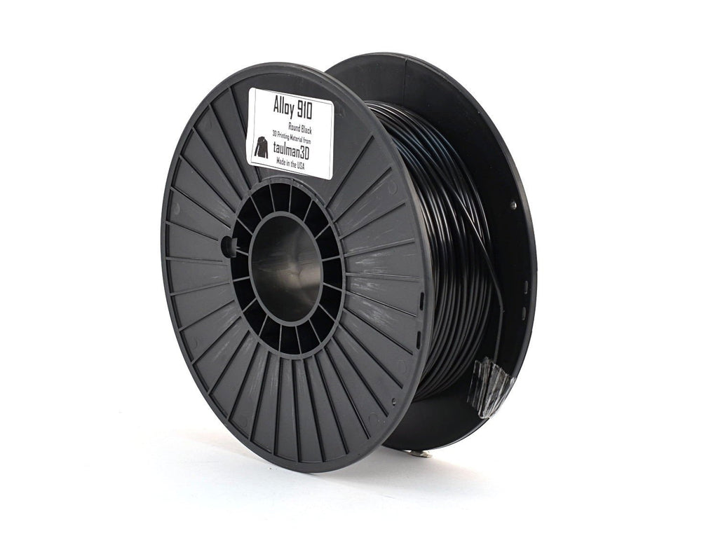 Open 1.75 Filaments - Taulman3D Alloy 910 Black 1.75mm 1lb