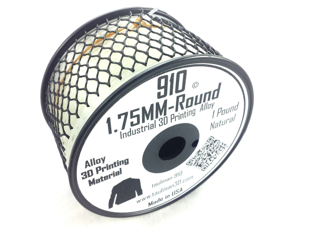 Open 1.75 Filaments - Taulman3D Alloy 910 Natural 1.75mm 1lb