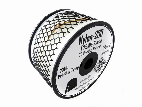 Open 1.75 Filaments - Taulman3D Nylon 230 Black 1.75mm 1lb
