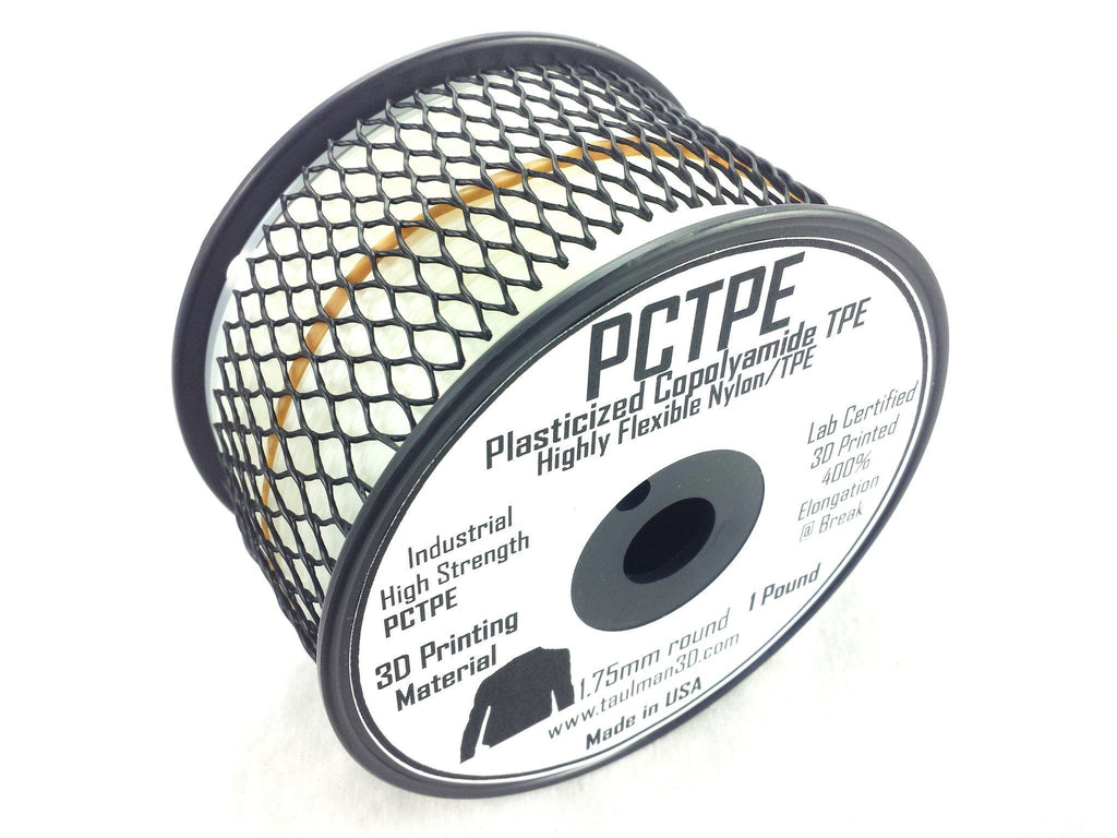 Open 1.75 Filaments - Taulman3D PCTPE Natural 1.75mm 1lb