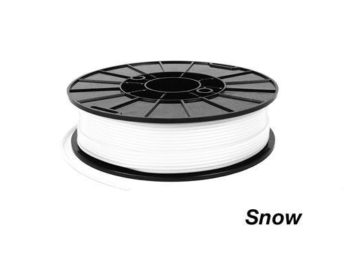 Open 2.85 Filaments - Snow SemiFlex 3mm Filament 750gr. On Spool
