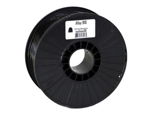 Open 2.85 Filaments - Taulman3D Alloy 910 Black 2.85mm 1kg