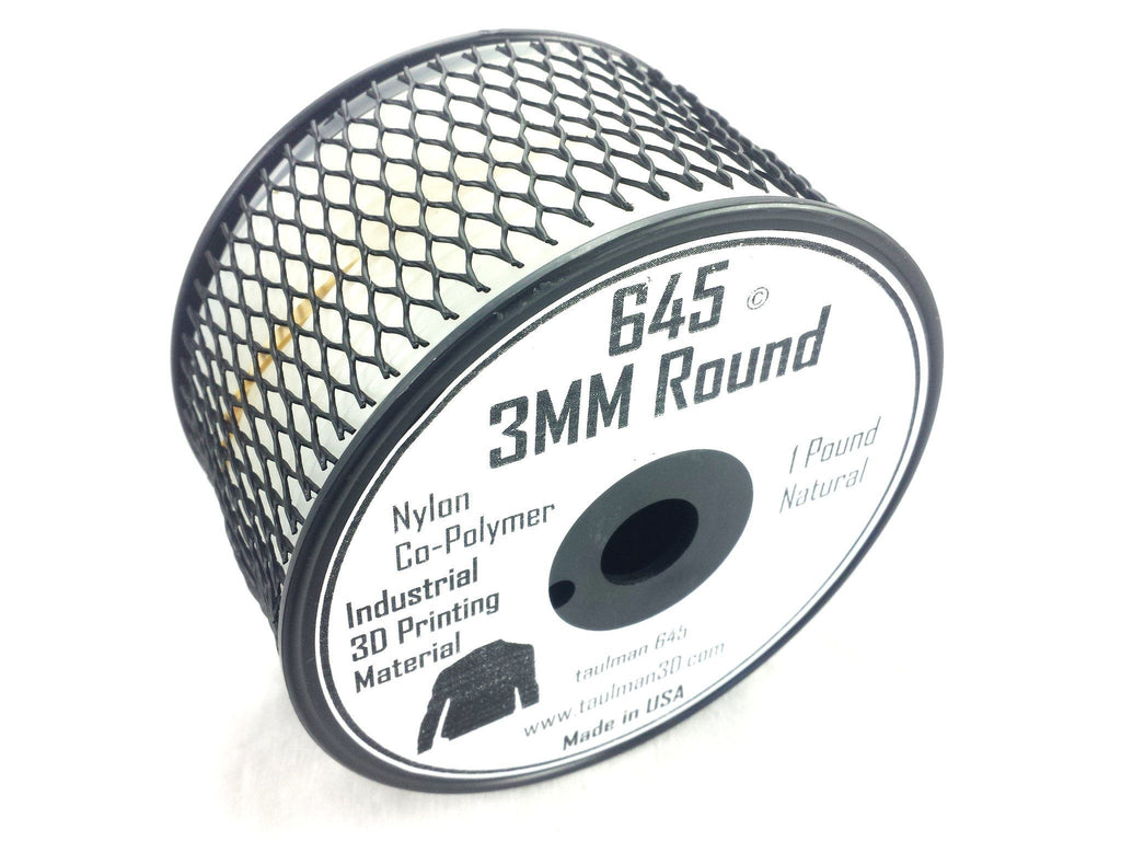 Open 2.85 Filaments - Taulman3D Nylon 645 Natural 2.85mm 1lb