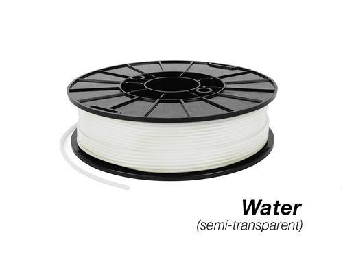 Open 2.85 Filaments - Water NinjaFlex 3mm Filament 750gr. On Spool