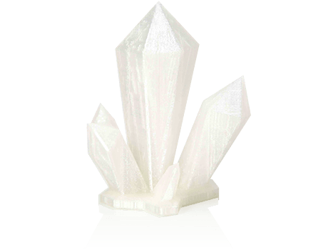 Other Original Filaments - Tinkerine Studios Clear PLA 1.75mm 750gr. On Spool