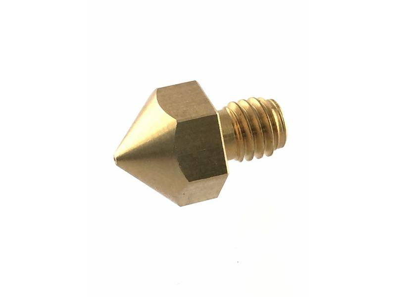 Ultimaker Parts - Ultimaker Original Brass Nozzle 0.40mm