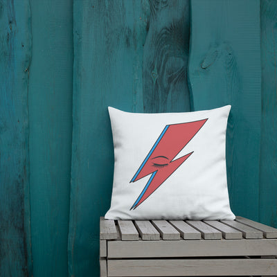 David Bowie Premium Pillow - SavvySleeves