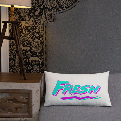 Fresh Premium Pillow - SavvySleeves