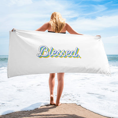 Blessed Towel - SavvySleeves