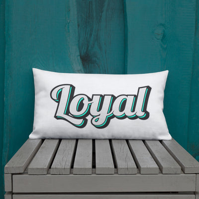 Loyal Premium Pillow - SavvySleeves
