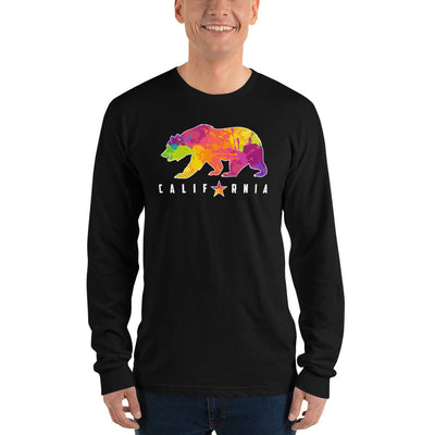 California Color Men's Long Sleeve Shirt - SavvySleeves