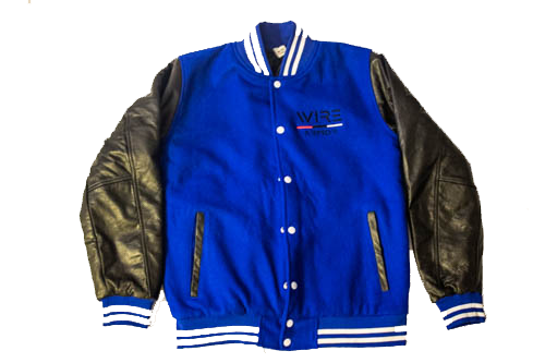 Wire Armor - Varsity Jacket Limited Edition (3 Colors) Pre-Order