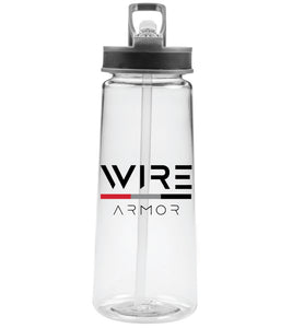 Wire Armor 22oz Sports Water Bottle