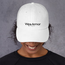Load image into Gallery viewer, Wire Armor Fitness Dad Hat