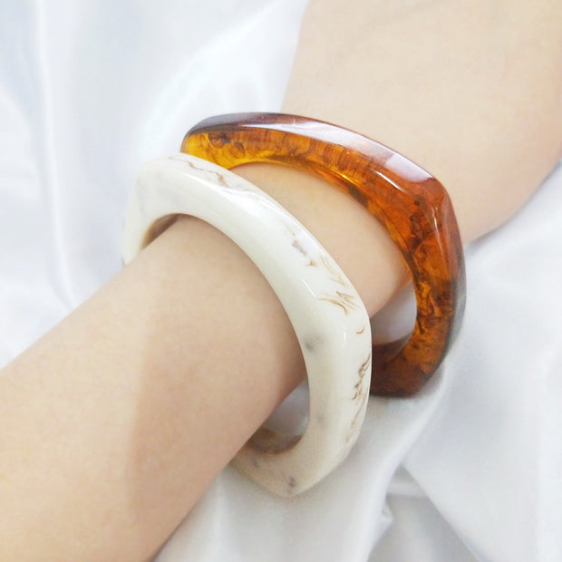 Armring Acrylic Firkant | Youtrend
