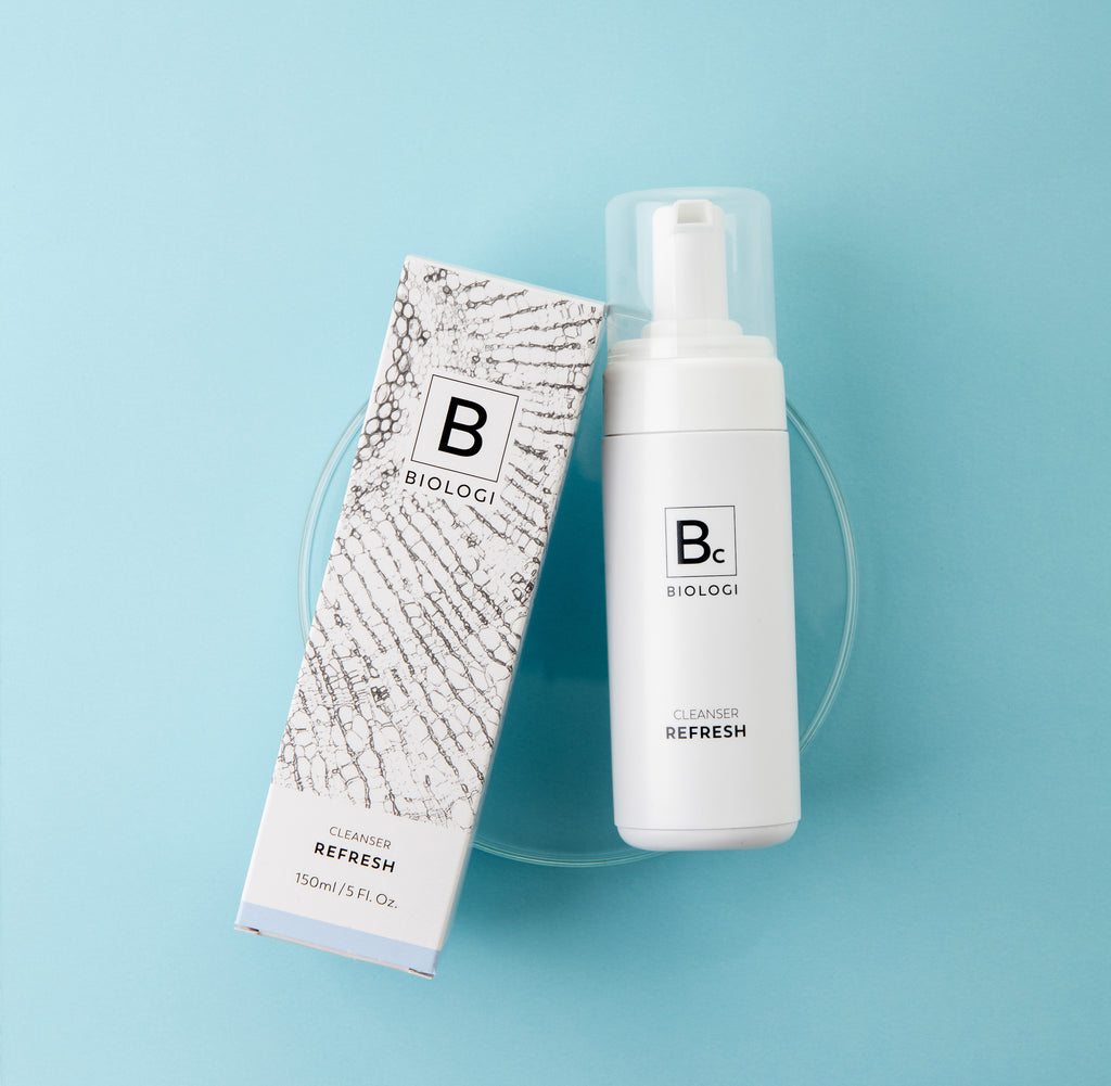 BIOLOGI【Bc Complete Bundle Set】奇妙皂皂果有機潔臉套裝 Refresh Soapberry Cleanser
