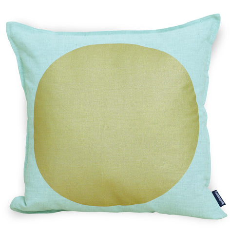 All That Glitters Cushion Cover - Mint