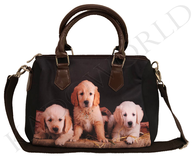 Handtas Bobbi Golden Retriever